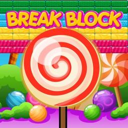 Sweet Candies Brick Breaker