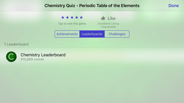 chemistry periodic table of elements quiz no ads on the app store - Periodic Table Of Elements Quiz 1 10