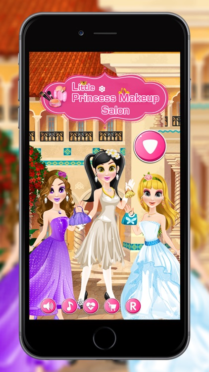 Little Princess Makeup Salon screenshot-0