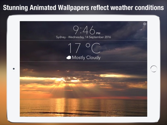 10 Day Australia Weather + Screenshots