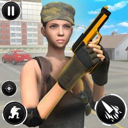 Grand City Gangster Girl