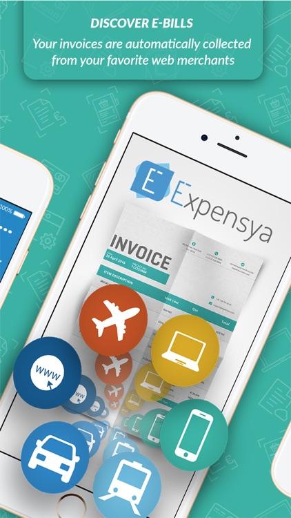Expensya - Expense Reports screenshot-3