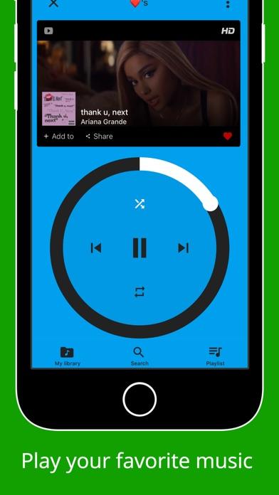 Trending Music app image