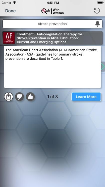 Stroke Prevention in AFib @PoC screenshot-3