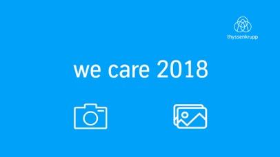 Wecare2018 screenshot 1