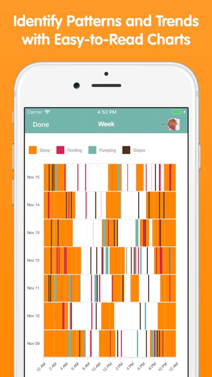 Sprout Baby (Baby Tracker) screenshot-2