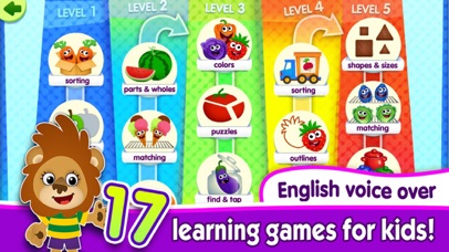 Ipad Games For Toddlers >> Learning Games 4 Kids Toddlers Revenue Download Estimates