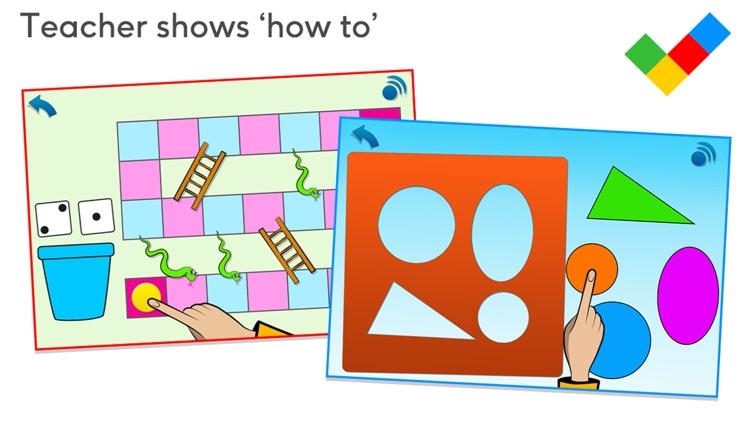 Math, age 3-5 screenshot-3