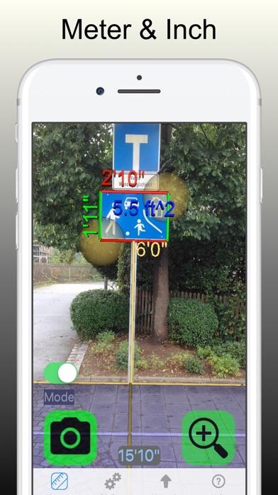 Messen mit Video Kamera 3DScreenshot von 3