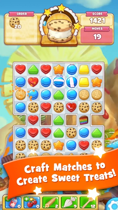 Cookie Jam - Match 3 Games app image