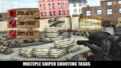 Sniper Street City Muti screenshot 2