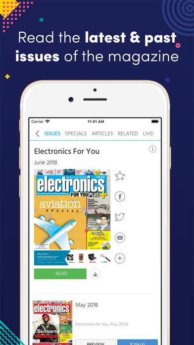 Electronics For You screenshot one