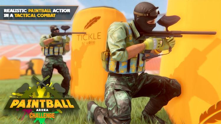 Paintball Arena Challenge