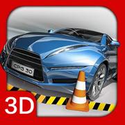 模拟停车游戏-考驾照练车驾驶游戏