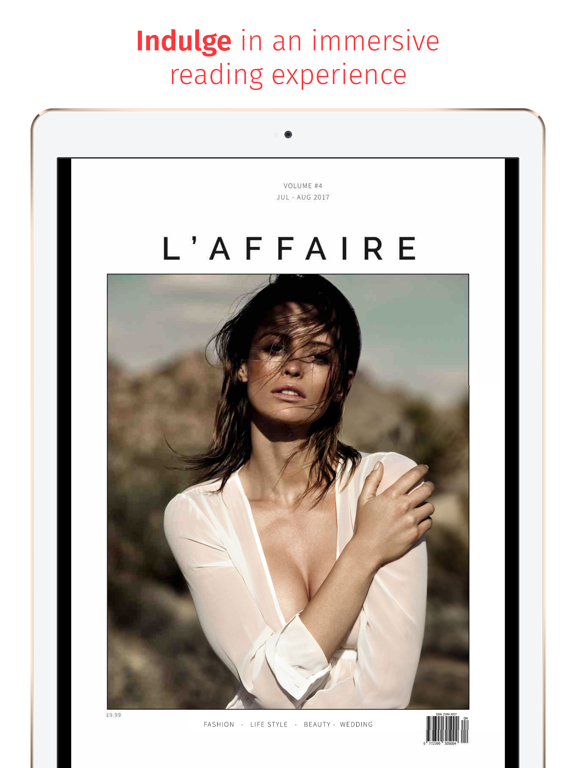 L'Affaire Magazine screenshot 6