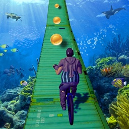 Bicycle Underwater Race 3D