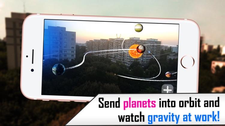 Cosmos Creator - AR Universes screenshot-3