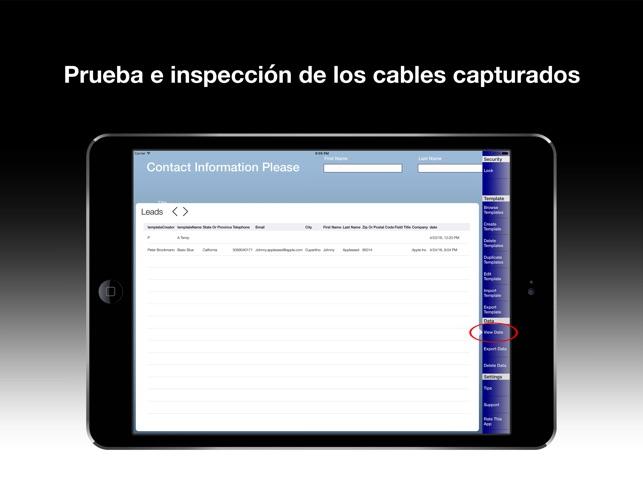 LeadCapture en App Store