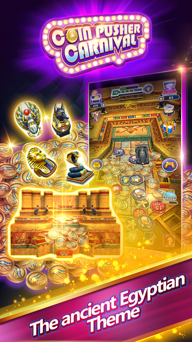 Coin Pusher Carnival - Casino by Avid ly Co ,Limited (iOS, United