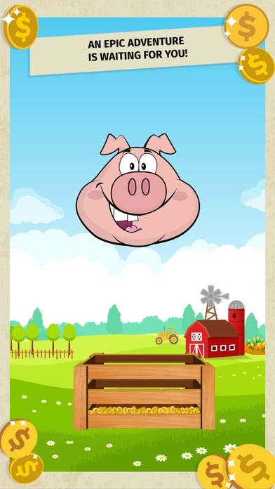 Golden Pig screenshot one