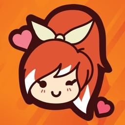 Himoji Sticker Set