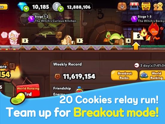 Скачать игру Cookie Run: Побег из печи