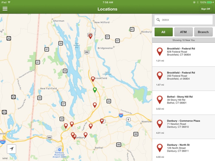 Union Savings Bank Mobile for iPad screenshot-3