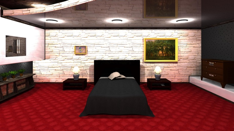 The Happy Escape - Bed Room