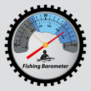 Fishing Barometer app