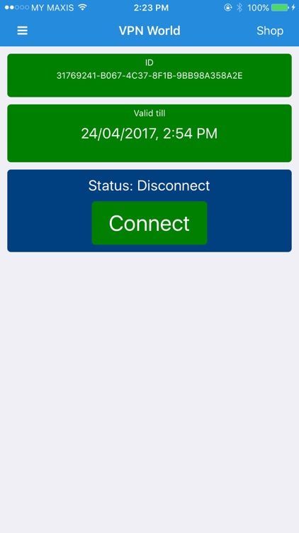 VPN Connect Word - Secure Fast