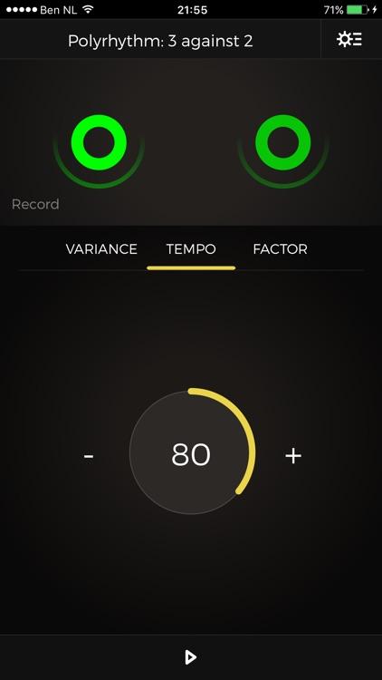 Metron (Pro Metronome) screenshot-0