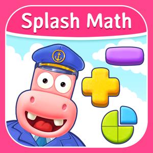 Grades K to 5 Kids Math Games app