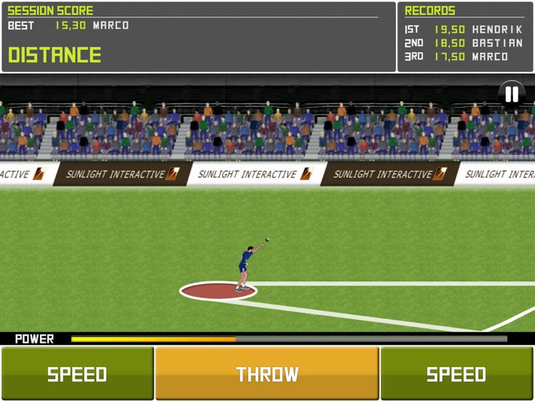 Deluxe Track&Field HD Lite screenshot-2