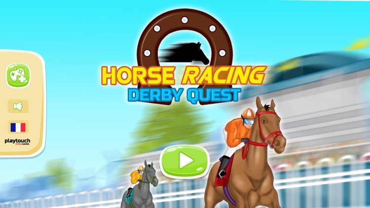Horse Racing Derby Quest screenshot-4