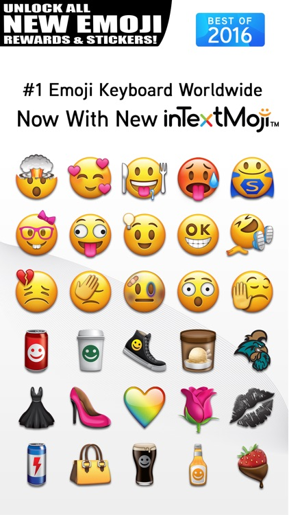 Emoji - inTextMoji™ Pro ;) screenshot-4