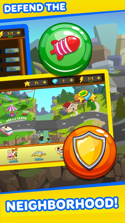 Little Army - Special Troopers screenshot-4