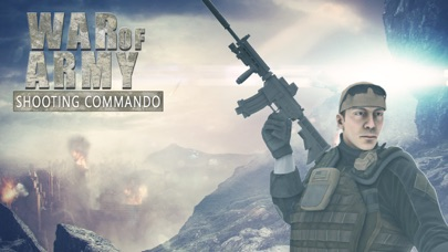 War of Army Shooter Commando screenshot four