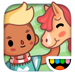 123.Toca Life: Stable
