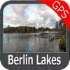 Berlinseen HD Navi GPS Angelkarten offline kml gpx