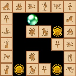 Rotate the maze: Gold of Egypt