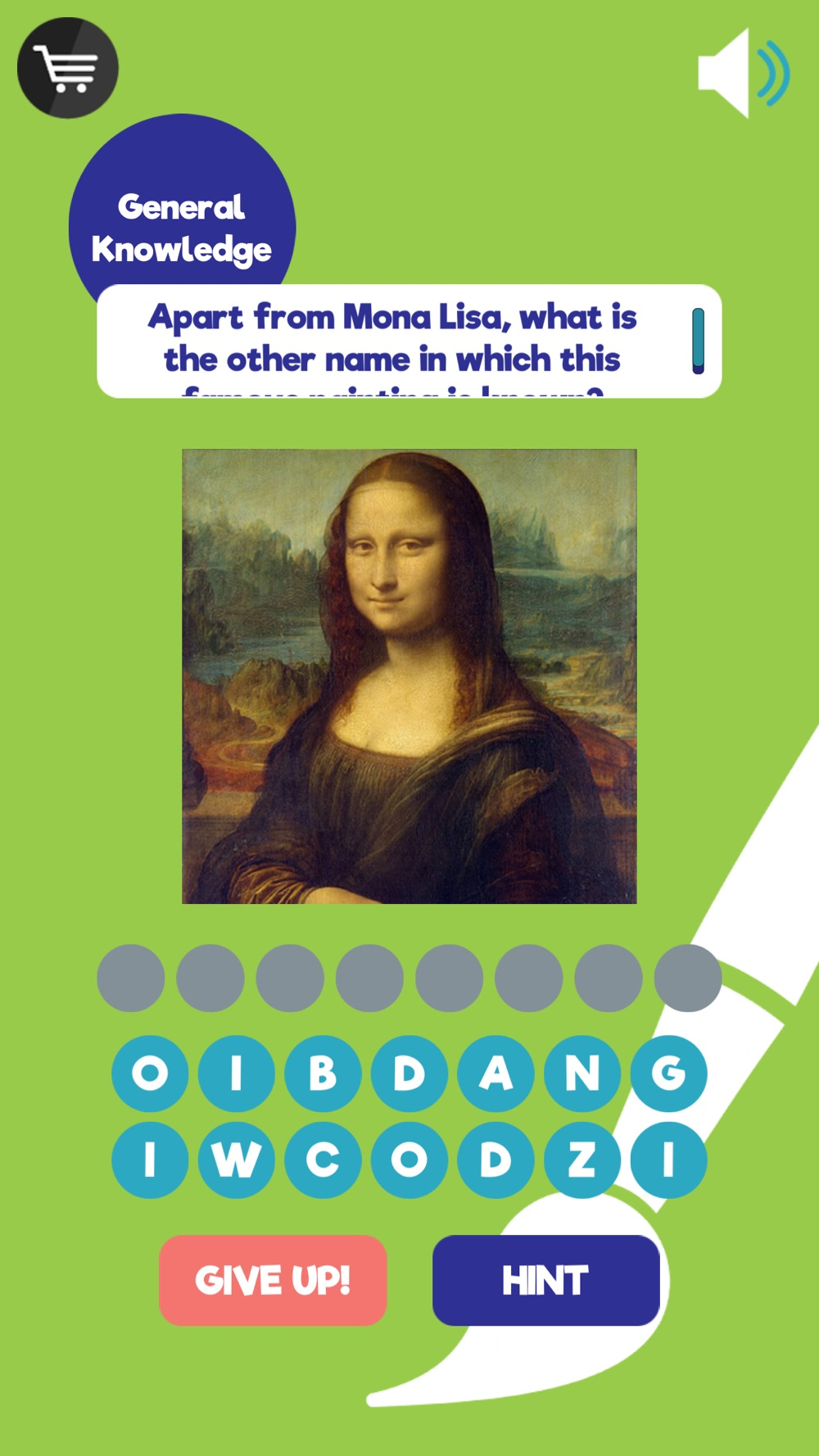 Art: Quiz Game hack tool