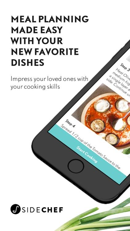 SideChef: Plan, Cook, Shop