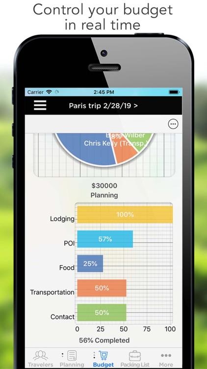 Pro Travel Planner screenshot-8