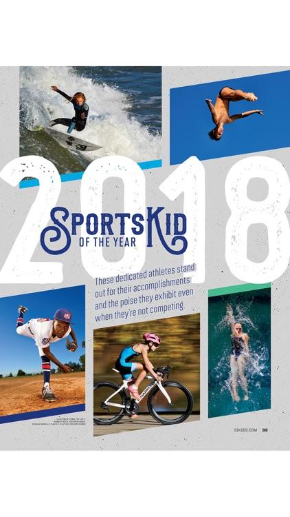 Sports Illustrated Kids screenshot-4
