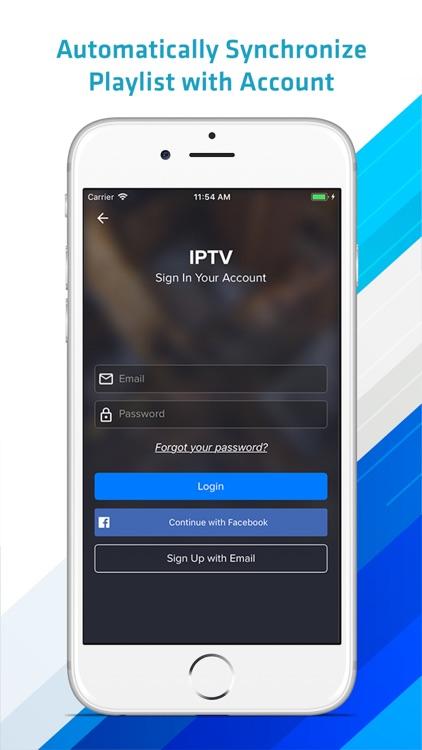 IPTV Player Pro: play m3u file screenshot-4