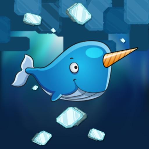 Narwhal - Epic Ice Block Dash iOS App