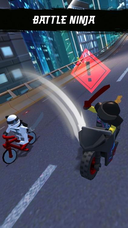 LEGO® NINJAGO®: Ride Ninja screenshot-4