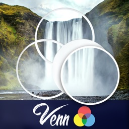 Venn Waterfalls: Jigsaw Puzzle