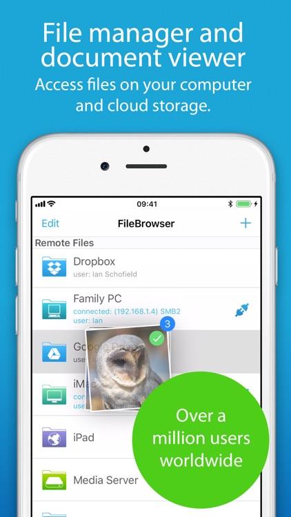 FileBrowser - Computers+Cloud screenshot-0