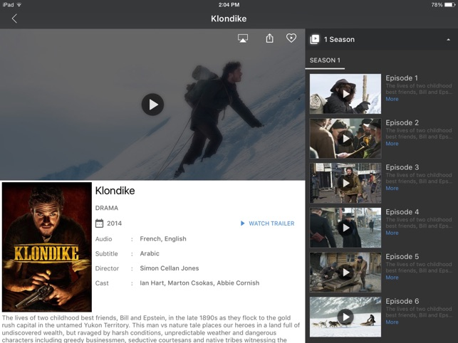 icflix on the App Store